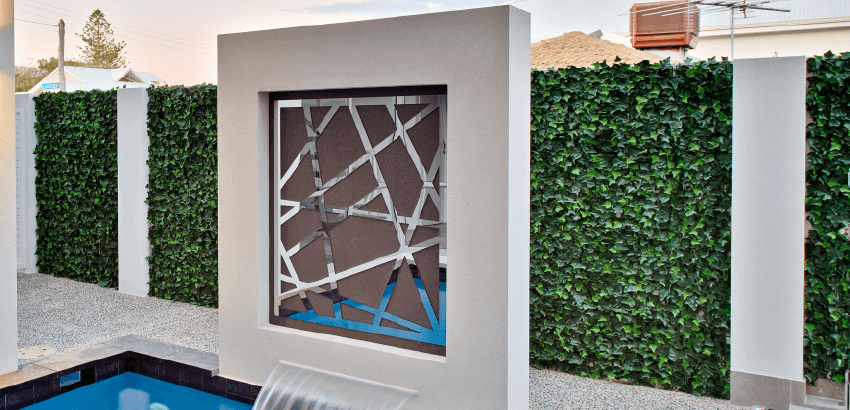 Quality Artificial Ivy Vertical Gardens