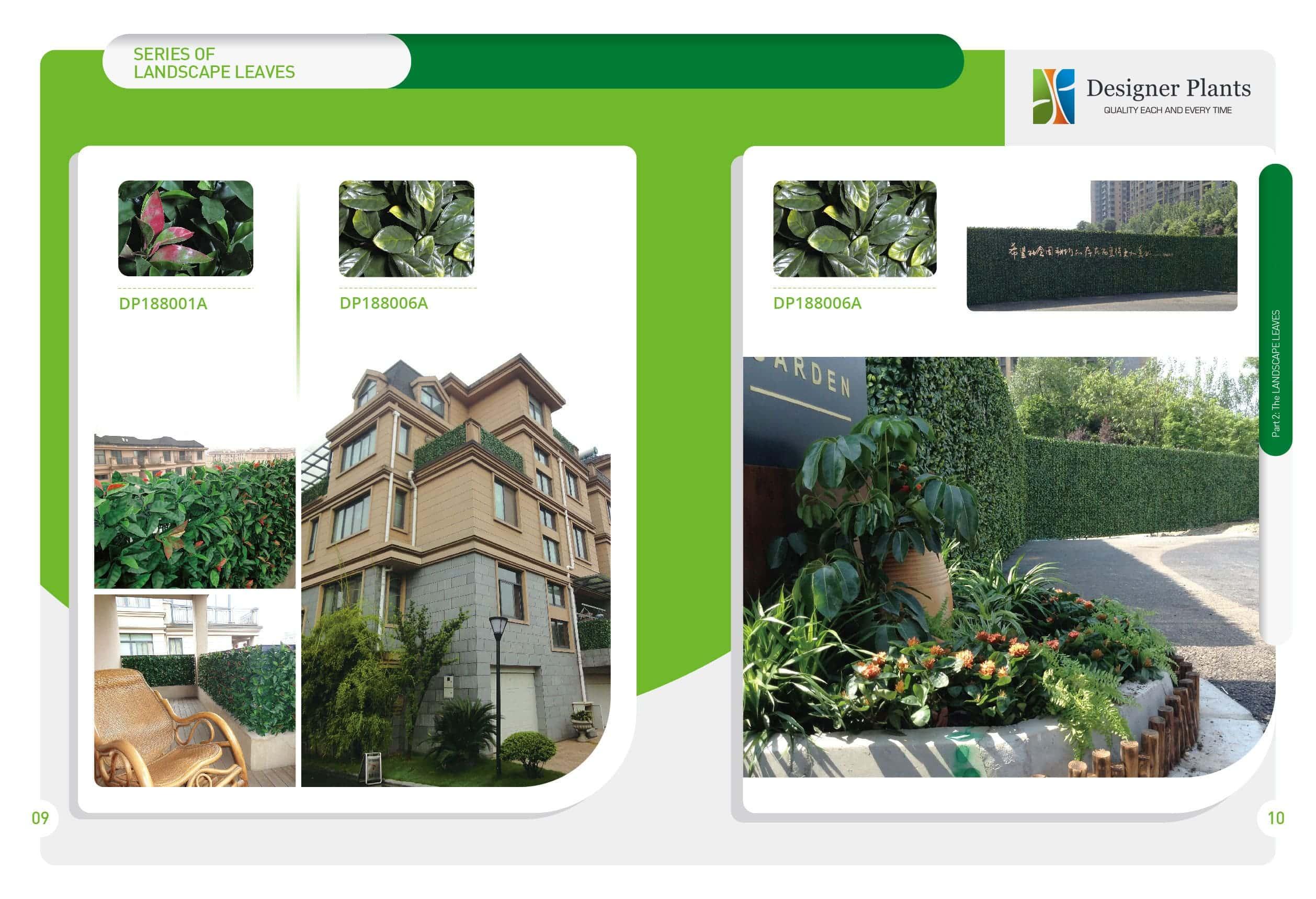 Artificial Hedge, Privacy Screening and Artificial Privacy Screen Catalog Australia