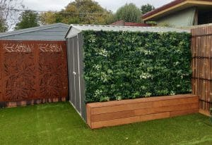 artificial luxury vertical garden panels
