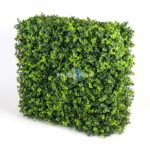 Artificial hedge and Artificial boxwood hedge