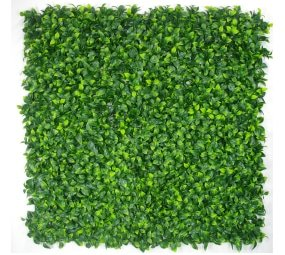 Artificial Hedge Screening solution for green walls
