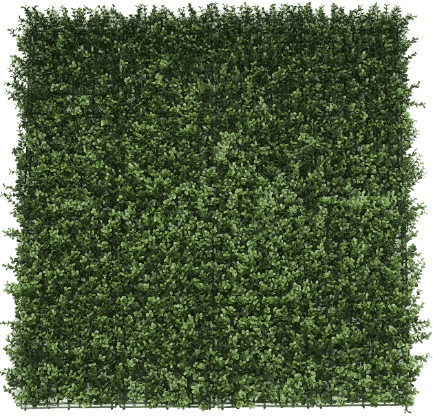 1m x 1m artificial hedge premium buxus panels (1)