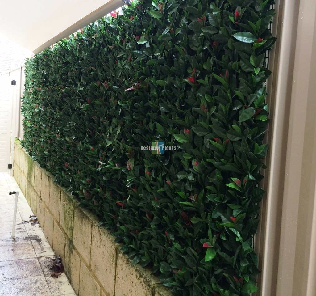 How To Install Artificial Hedges Amp Green Walls I Designer