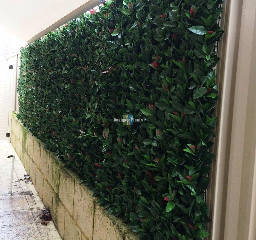 How To Install Artificial Hedges I Designer Plants