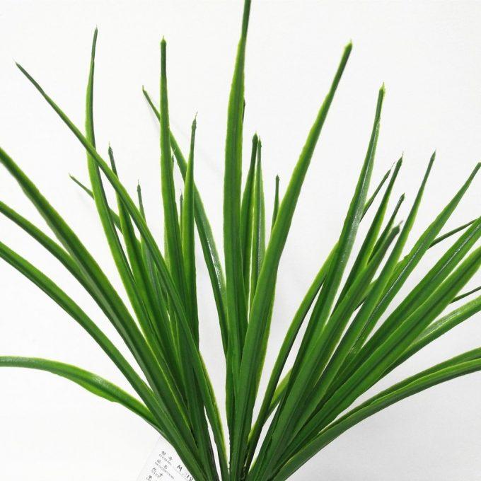 Artificial Plant-Grass Stem UV Resistant 30cm closeup