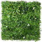 White Oasis Vertical Garden Panel -