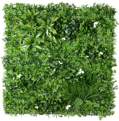 White Oasis Vertical Garden Panel -