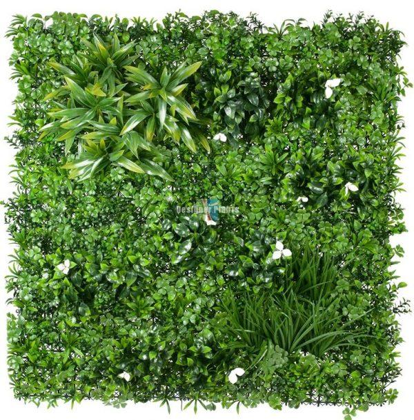 White Oasis Vertical Garden - Designer Plants