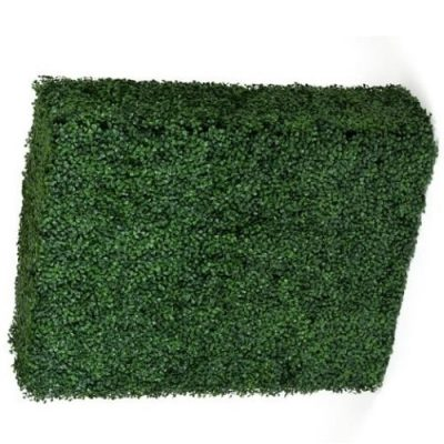 Artificial Portable Boxwood Hedge UV Resistant 75cm HIGH 100cm LONG