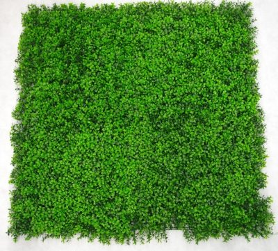 Artificial Plant-Deluxe Buxus Hedge Leaf Screen / Panels UV Resistant SAMPLE