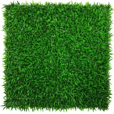 Mondo Hedge Leaf Screens Panels UV Resistant SAMPLE