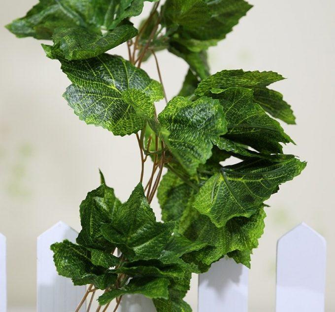 Artificial Plant-Ivy Garland Vines 260cm Each