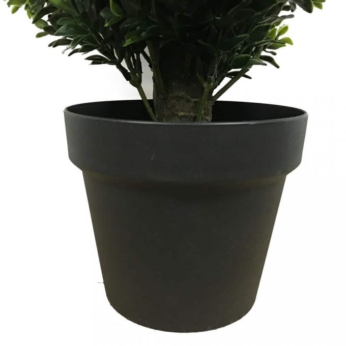 pot for the artificial plant
