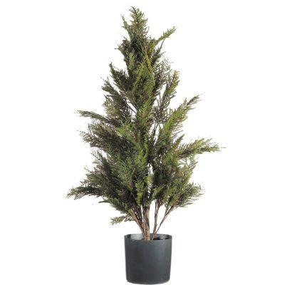 120cm fake cypress tree