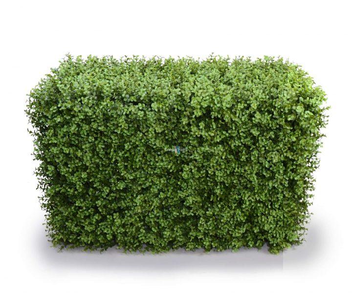 Premium buxus uv artificial hedge