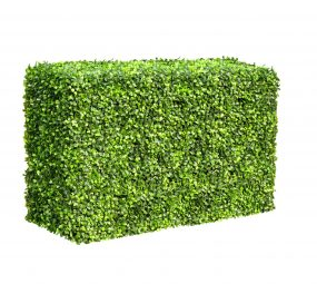 Easy to assemble UV Resistant Boxwood Hedge