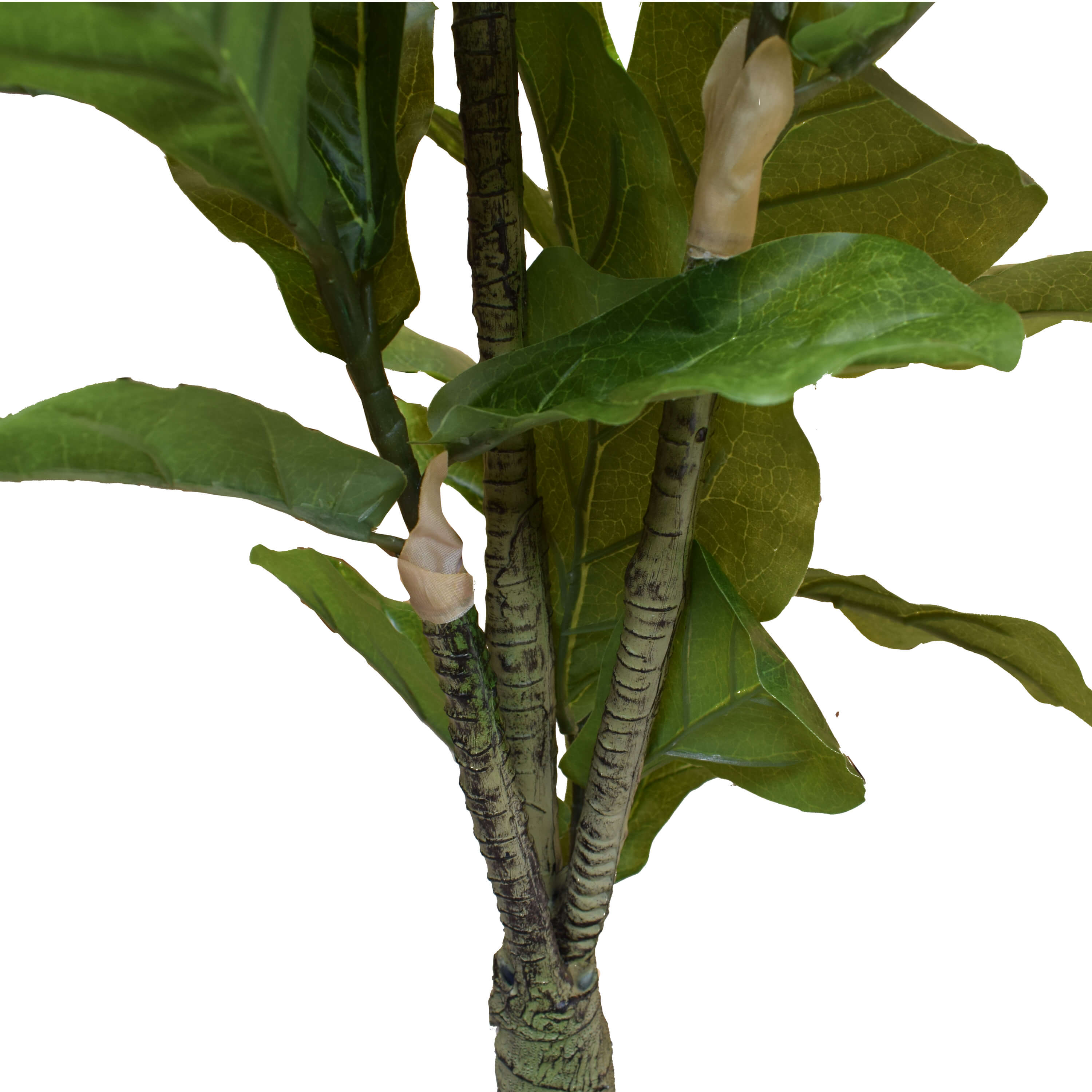 medium artificial fiddle fig tree 130cm