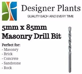 Drill bit for green walls