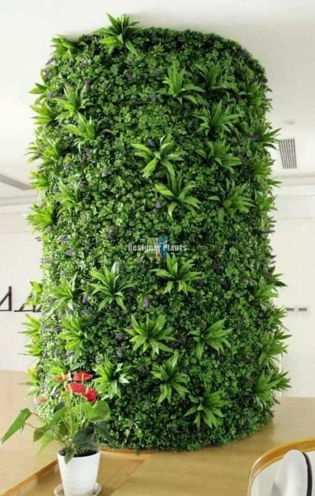 Lavandula Green Wall Vertical Garden