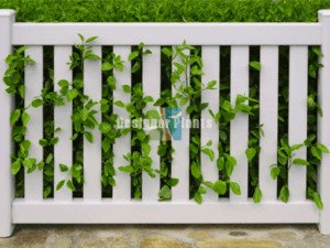 PVC fence benefits