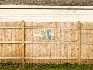 Wood fence benefits