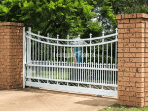 Wrought iron fence benefits
