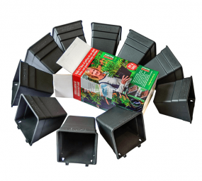 Multi hang vertical garden kit - 10 modules