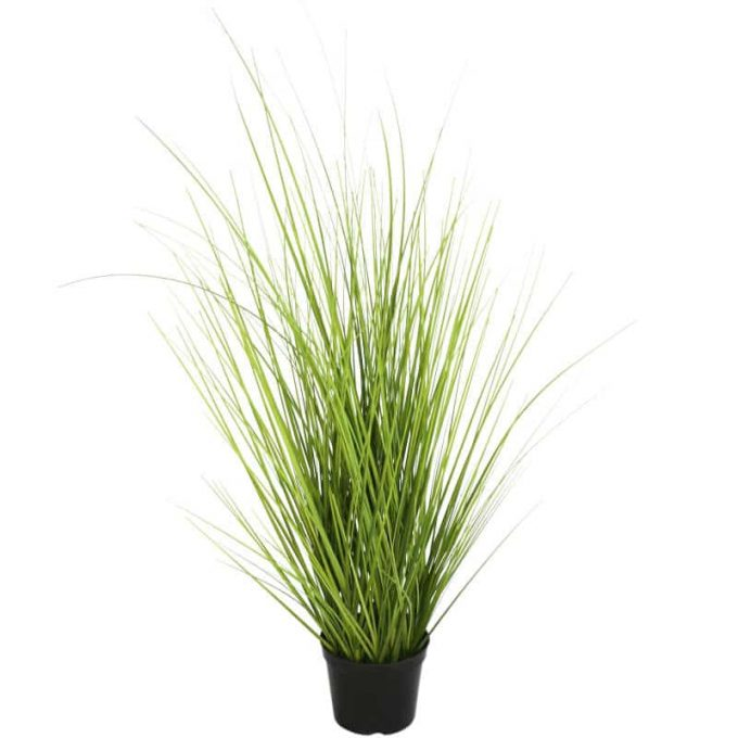 fake tall grass plant
