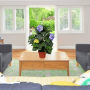 Fake plants for home design