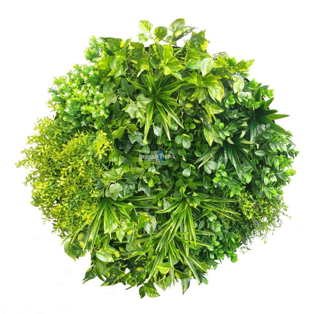 Artificial Plant Green Wall Disks 80cm