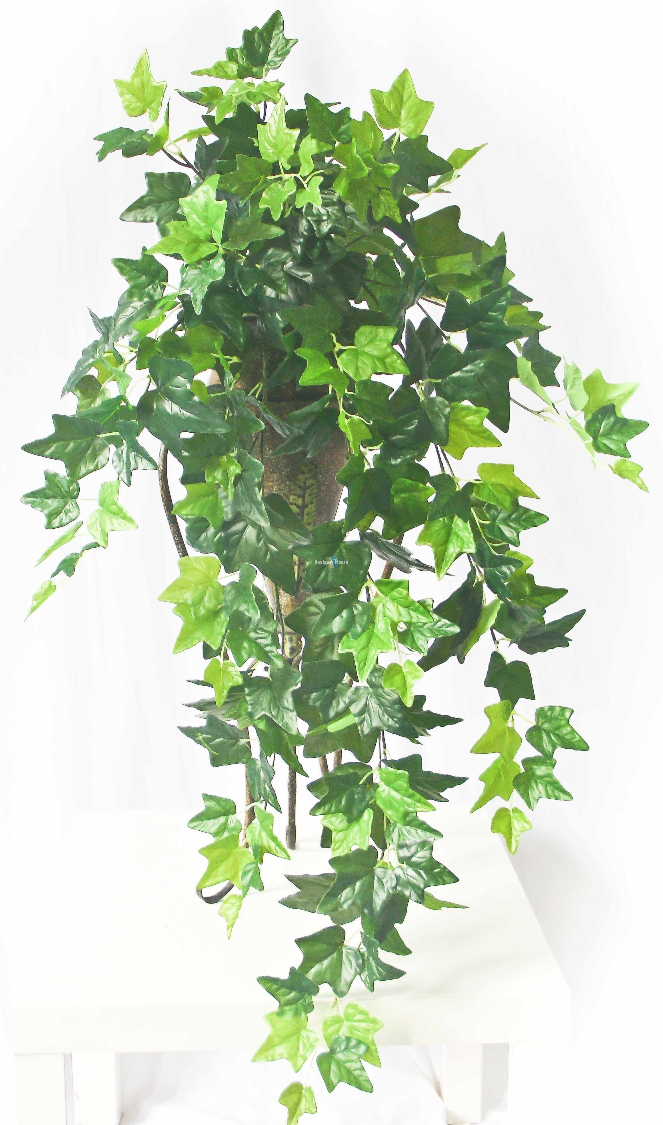 Artificial Hanging Ivy Bush 100cm