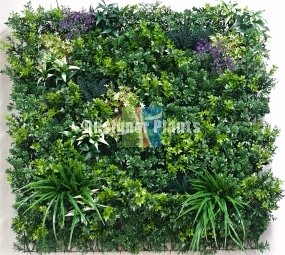 Stunning hand made artificial vertical garden