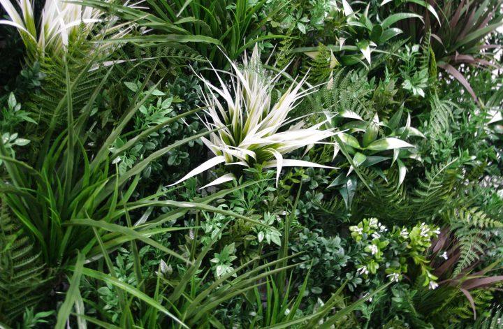 Green Wall Panels UV Resistant Vertical Garden