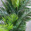 Multi trunk artificial hawaii palm tree