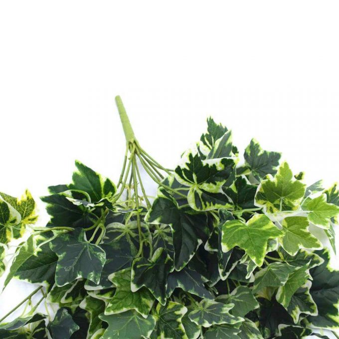 stem of artificial ivy bush