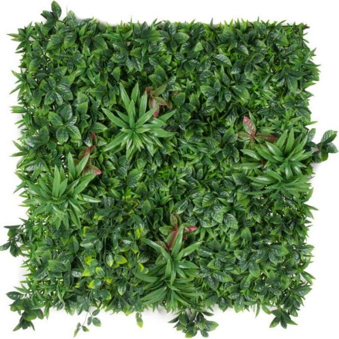 Artificial Green Wall Hedge Panel