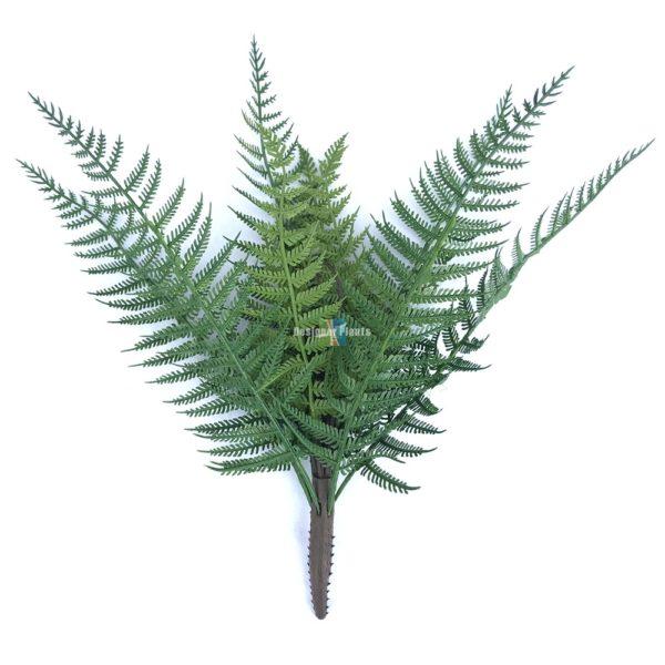 Artificial UV Boston fern stem