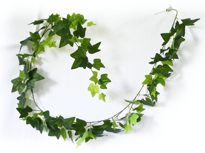 High quality mixed green ivy garland