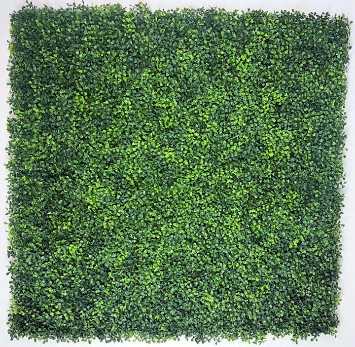 UV resistant boxwood mat