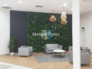 fire safe and tested artificial green walls and panels