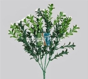 Artificial Boxwood Stem 30cm