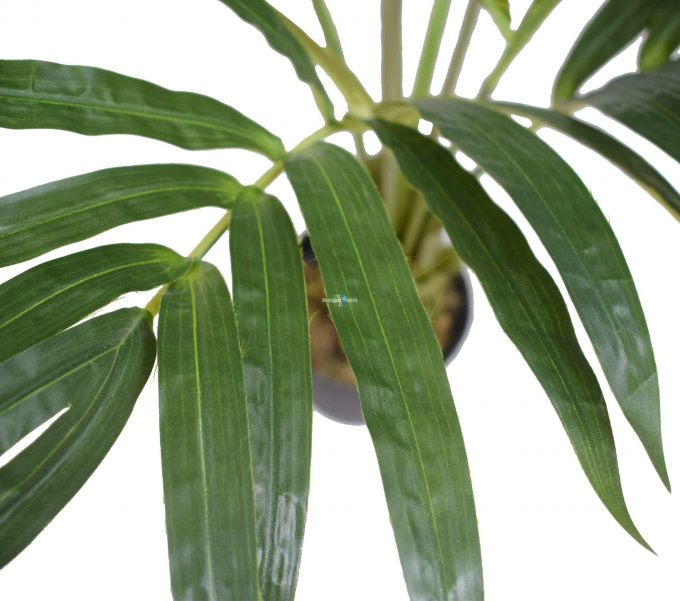 Faux Kentia Palm Tree 150cm Leaves