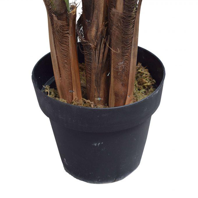 Artificial Kentia Palm 180cm Trunk and Pot