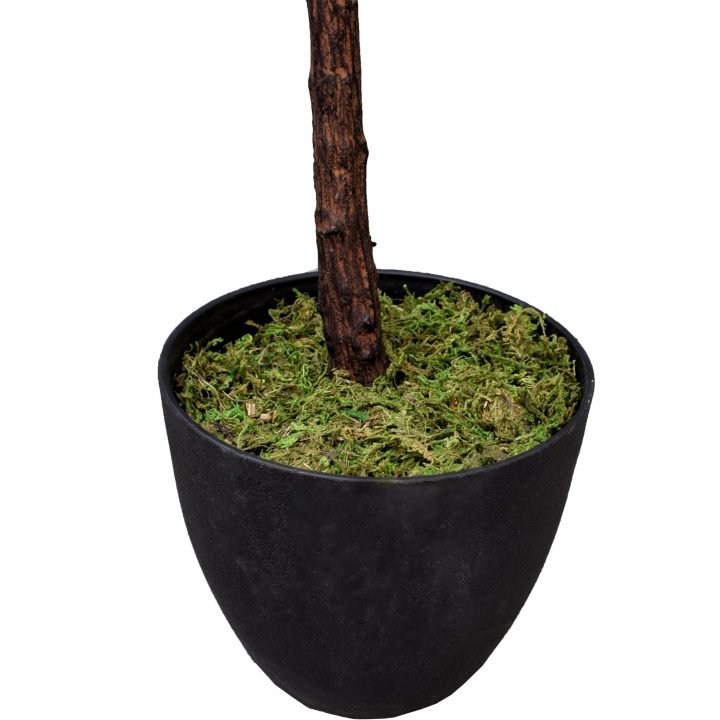 Artificial 170cm Fiddle Fig Trunk and Pot