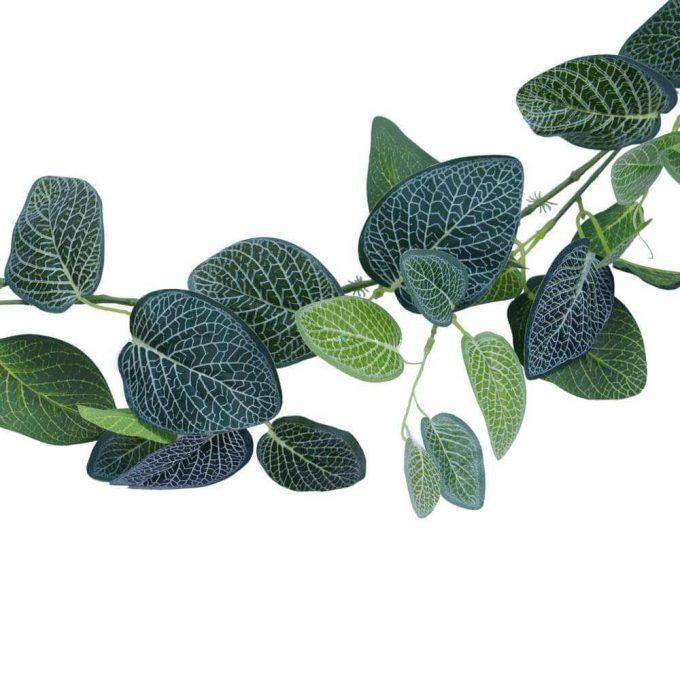 Artificial Fittonia Garland 190cm