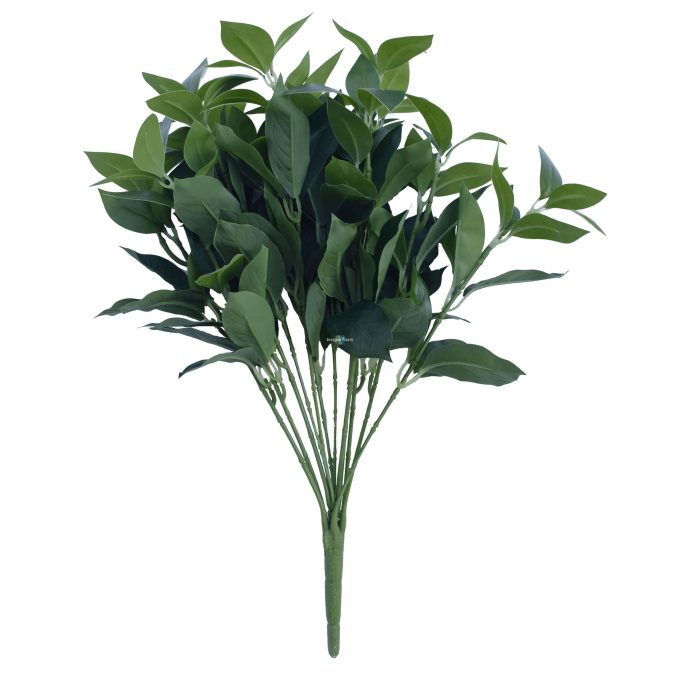 Artificial Foliage Bush - Bayleaf