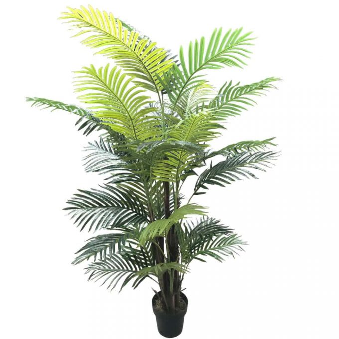 faux hawaii palm tree