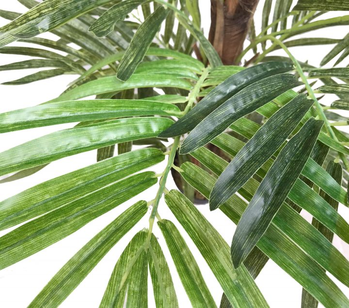 Superb artificial areca palm tree leaves