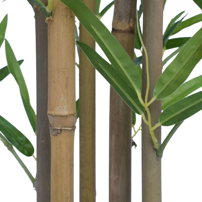 180cm natural trunk artificial bamboo real touch