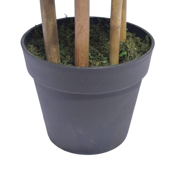150cm real touch artificial bamboo